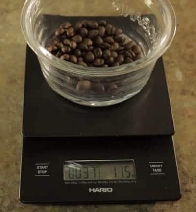 Hario Digital Coffee Scale