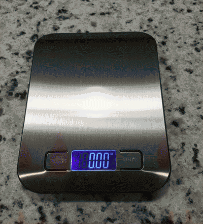 The Etekcity Digital Multifunction Stainless Kitchen Scale