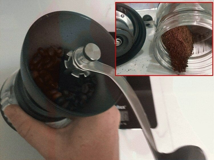 Step 3: Grind Your Coffee Beans