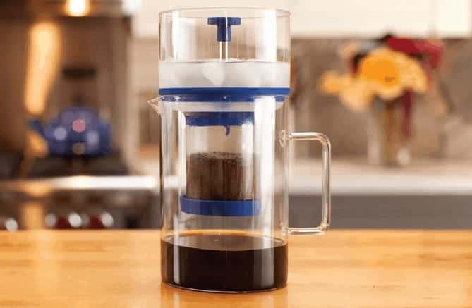 Bruer Cold Drip coffee maker