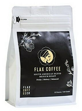 Flax Coffee Flaxseed Blend