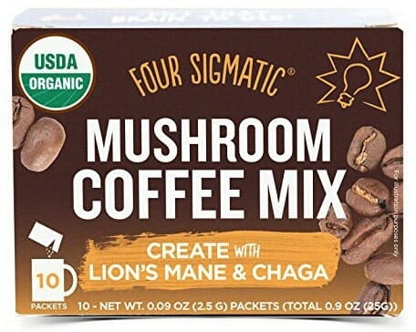 Four Sigmatic Instant Mushroom Coffee