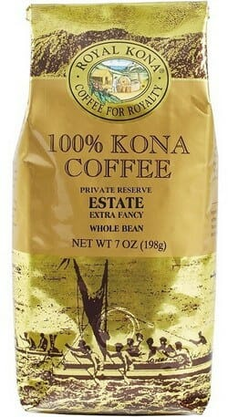 Hawaii Coffee Company Royal Kona Estate