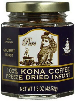 Kona Instant Coffee