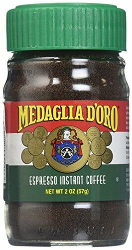 Medaglia D'Oro Instant Espresso Coffee
