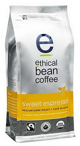 Ethical Bean Coffee Sweet Espresso