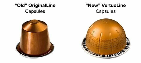 coffee pod difference