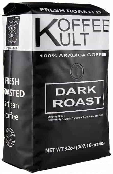 Koffee Kult Dark Roast Arabica Coffee