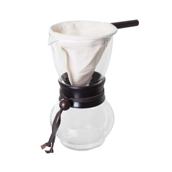 Hario Woodneck coffee dripper