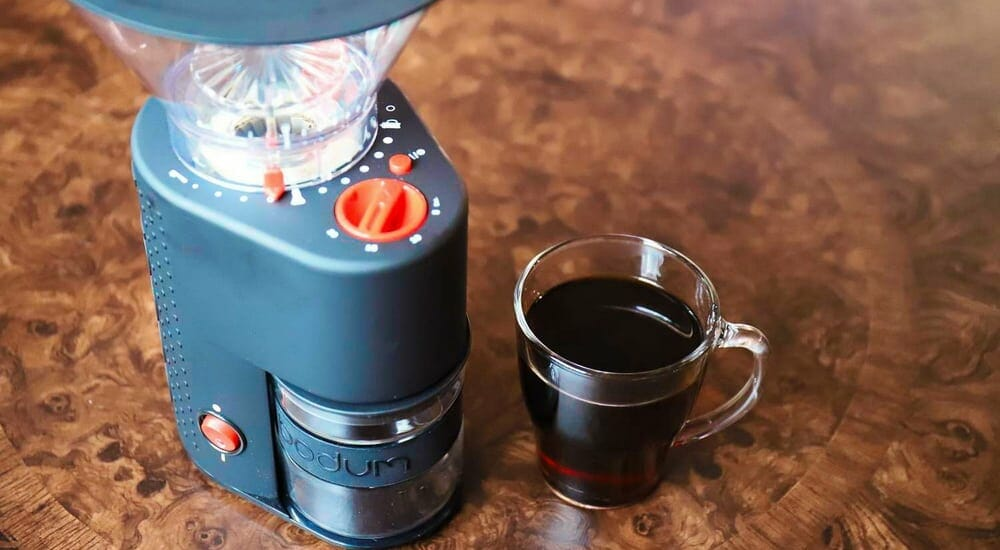 Bodum Bistro Grinder Review Best Entry Level Grinder