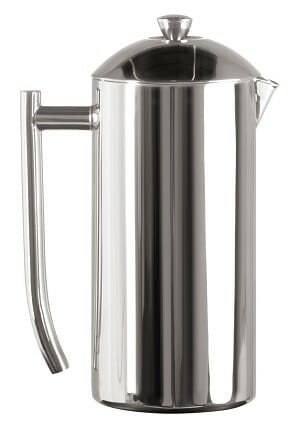 Frieling French Press (Double Wall Stainless Steel)
