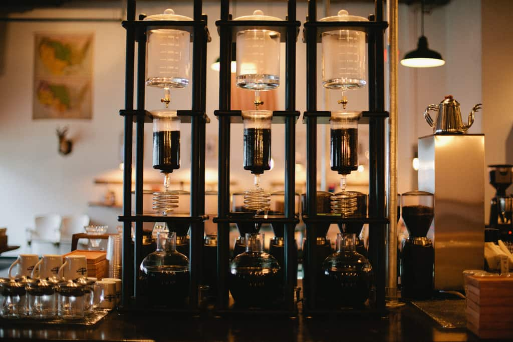 Japanese kyoto style best slow drip coffee