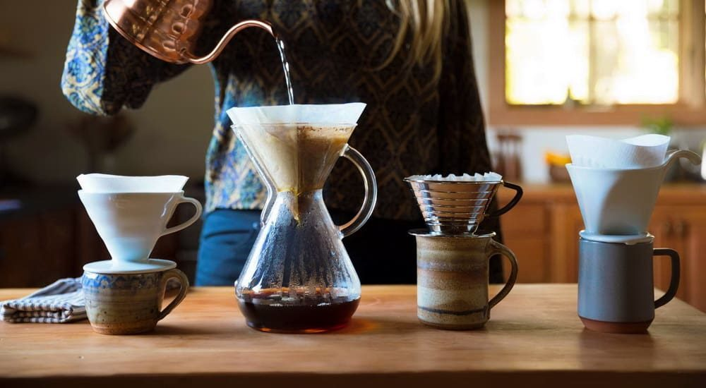 Best Pourover Coffee Makers