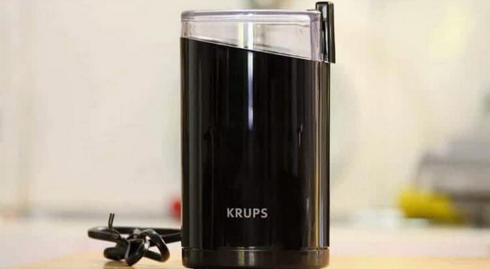 Krups coffee grinder2